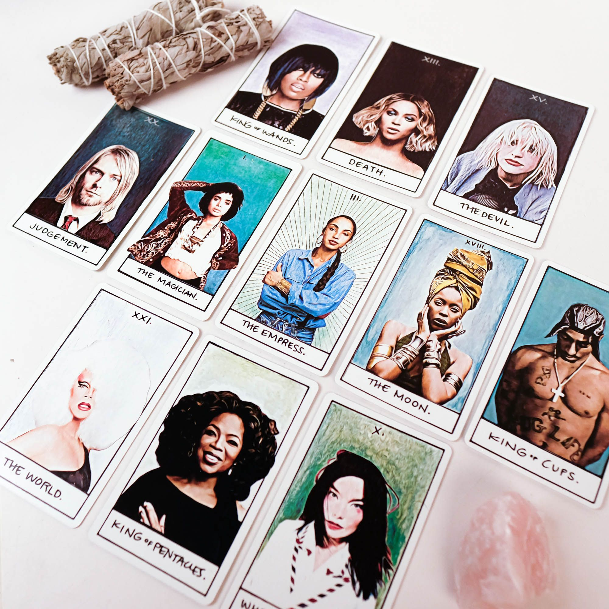the illest tarot tarot