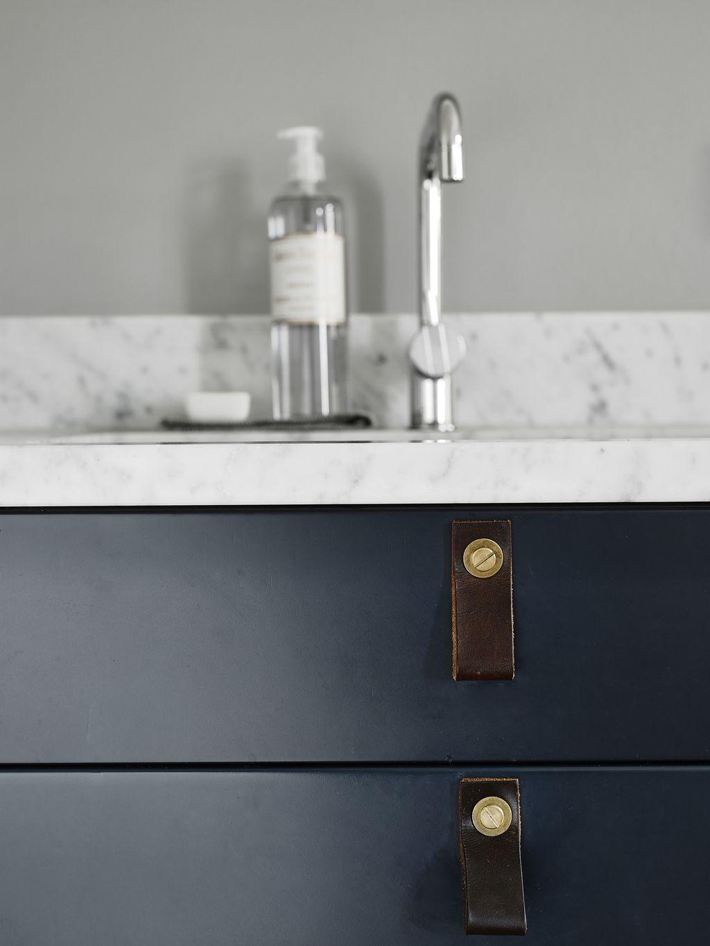 La tentation d\'une cuisine bleue | Küchendekorationen, Küchen design ...