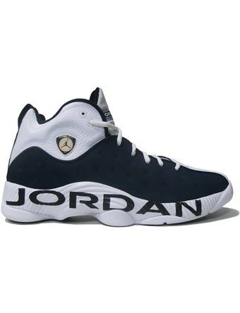 Mens Air Jordan Jumpman Team II Midnight Navy White Varsity Maize  819175-417 US 10.5 ff95ad385