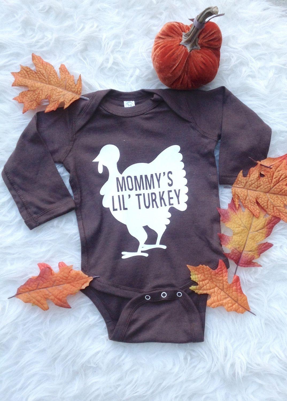 6c8f943f3 Toddler Thanksgiving/ Gobble onesie/ Long sleeve onesie/ Mommy's Little  Turkey/ Baby girl/ Bodysuits/ Onesies/ Glitter toddler shirt by  Liljopeepshop on ...