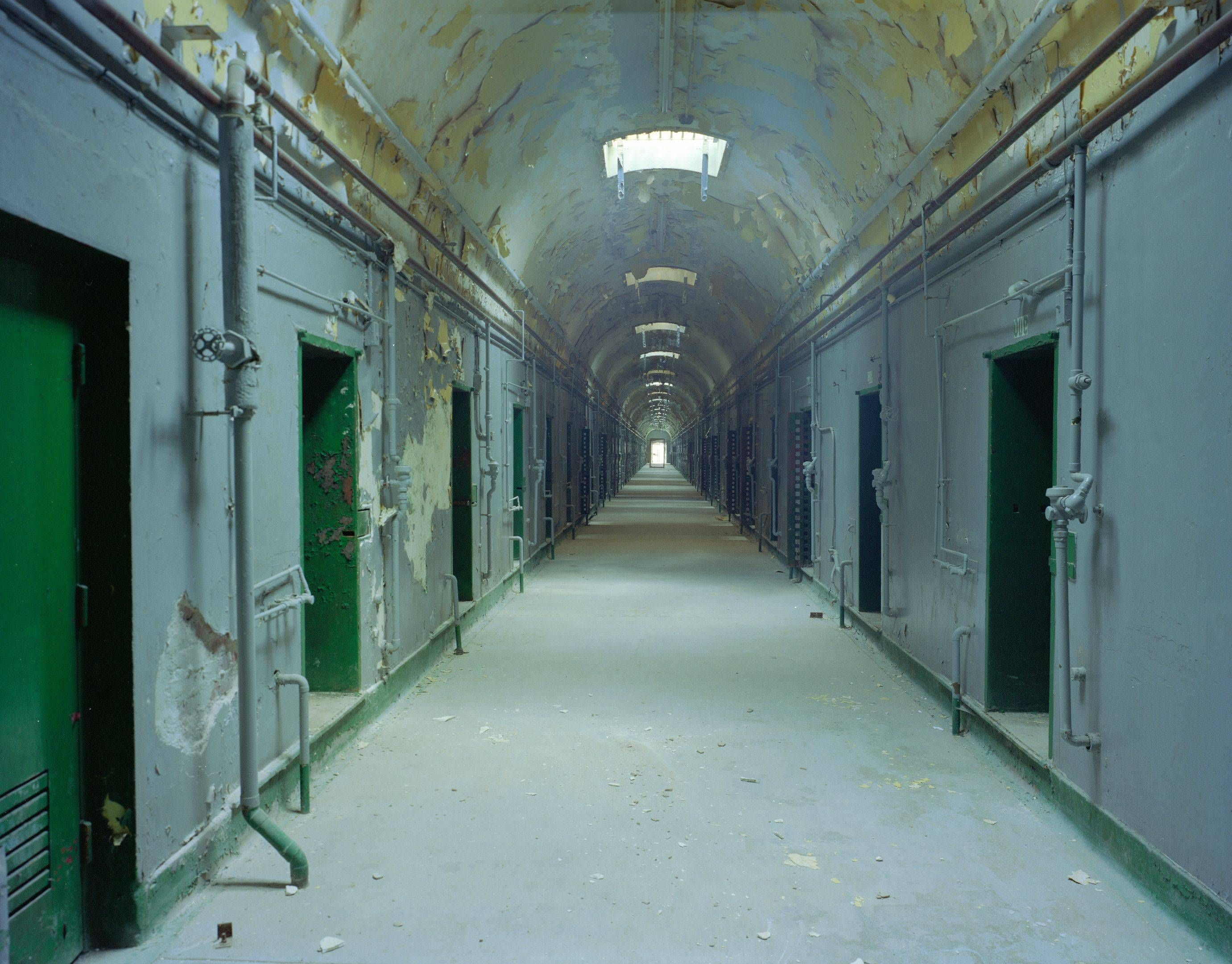 Military High Security Prison