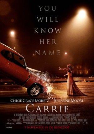 Julianne Moore en Chloë Grace Moretz spelen in de recente remake van Stephen Kings Carrie. Kimberly Peirce kan niet tippen aan Brian de Palma