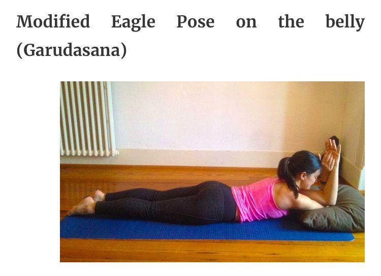 Yin Eagle Yoga Information Basic Yoga Yin Yoga