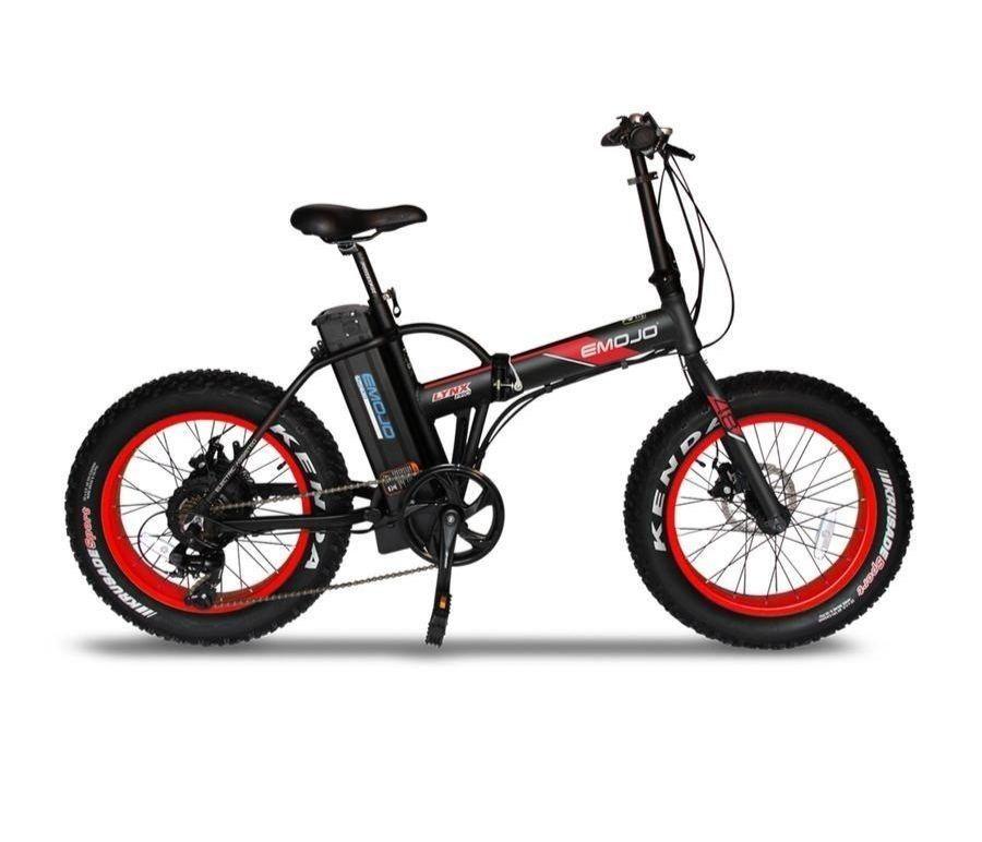 Lynx Pro Folding Electric Bike 48 Volt Sepeda