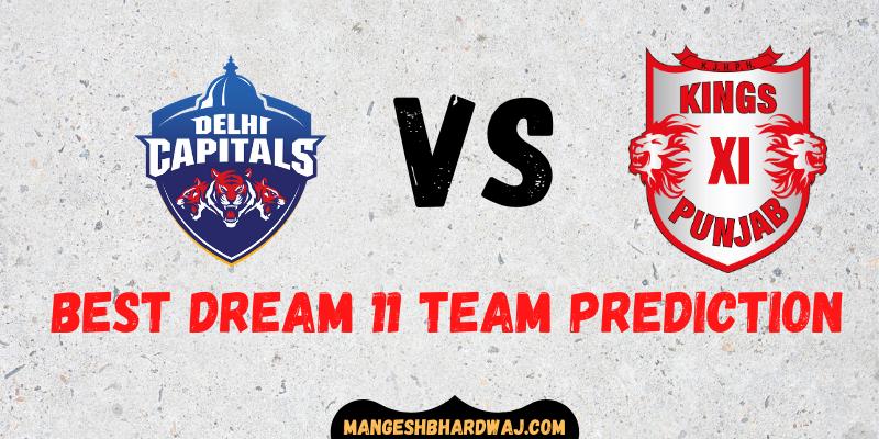 Dd Vs Kxip Dream11 Team Prediction Teams Predictions Ipl