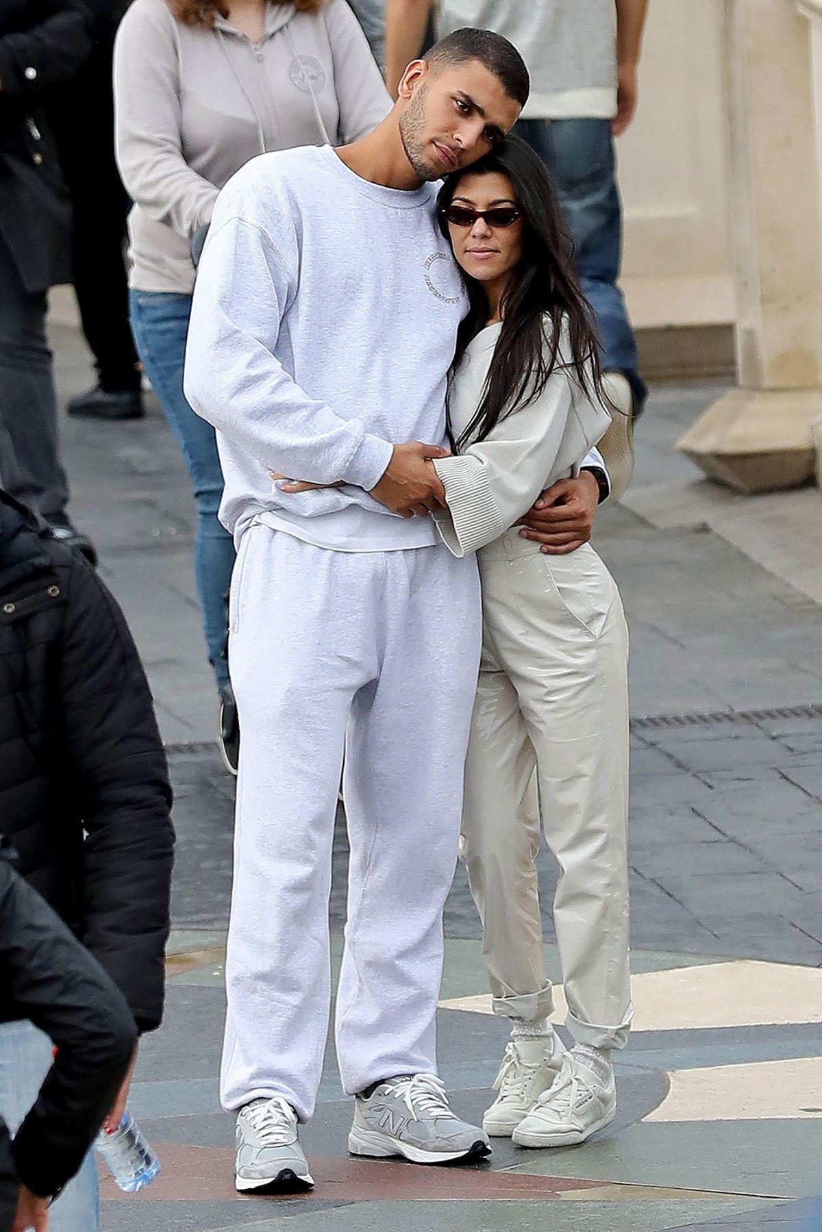 Image result for Kourtney Kardashian and Younes Bendjima