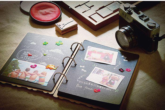 Album de fotos hecho a mano buscar con google album - Ideas originales con fotos ...