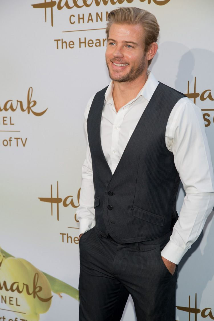 Hallmark Channel & Hallmark Movies & Mysteries TCA 2017 - Trevor ...