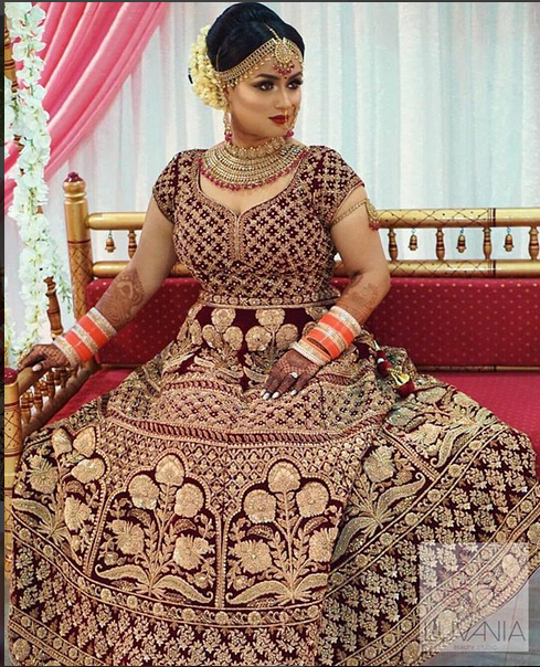 3e0ccfd5f8 Beautiful Bridal lehenga ..For This Mail Us At contact@ladyselection.com