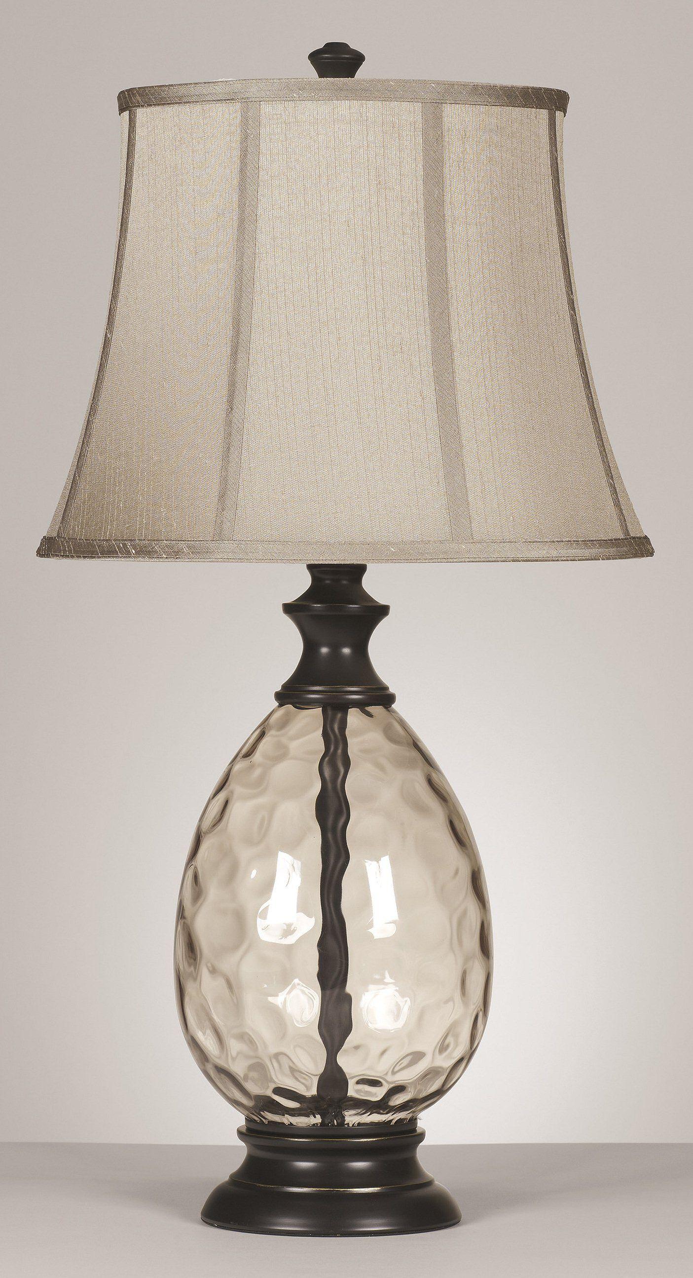 Beau Olivia Set Of 2 3 Way Table Lamps Bronze