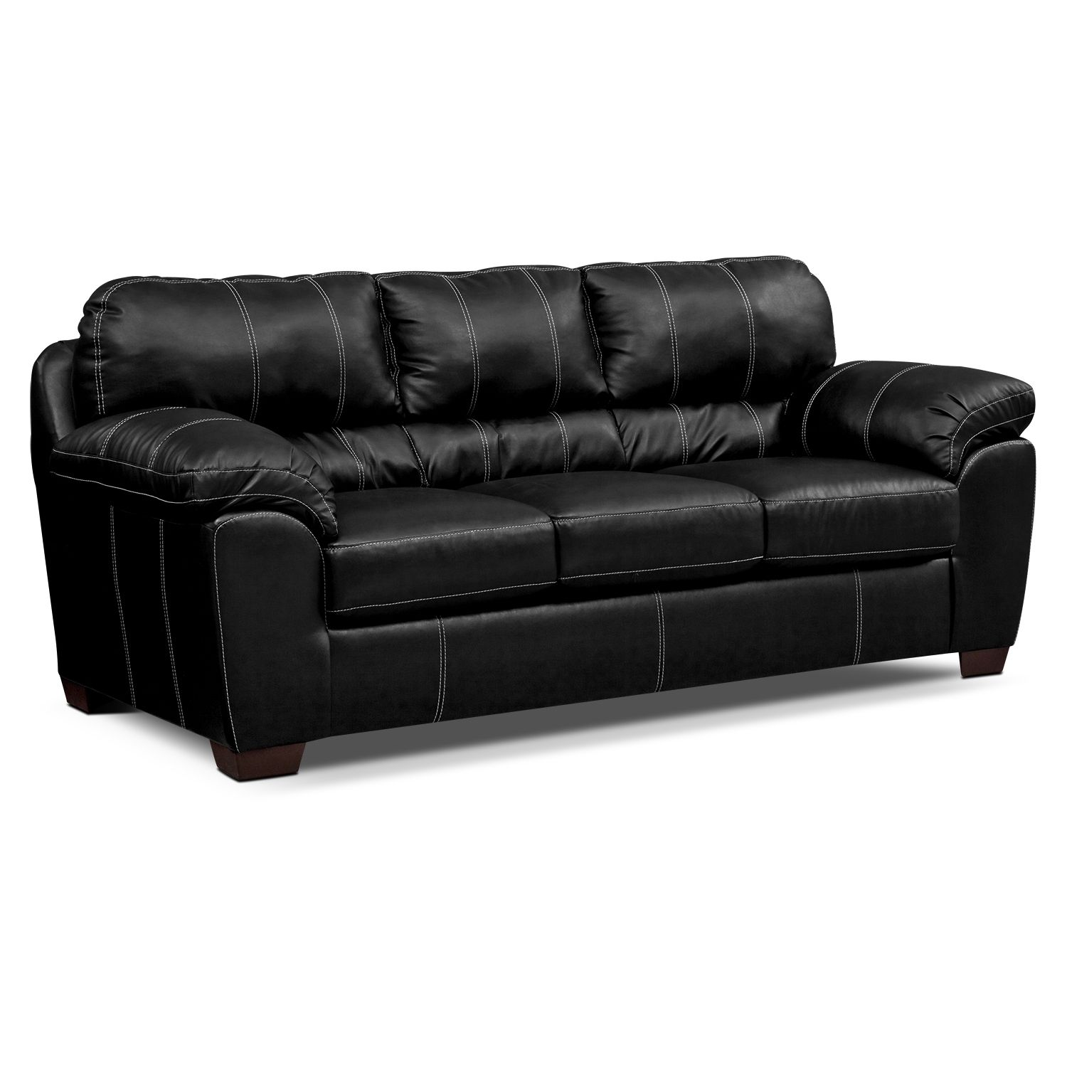 Leather Sleeper Sofa Gamer Colton Leather Sofa Value City Furniture