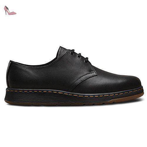 Lite Noir Temperley Black 3 Hole Dr. Martens CAVENDISH DM 21859001, Dr. Martens Herren & Unisex:44 - Chaussures dr martens (*Partner-Link)