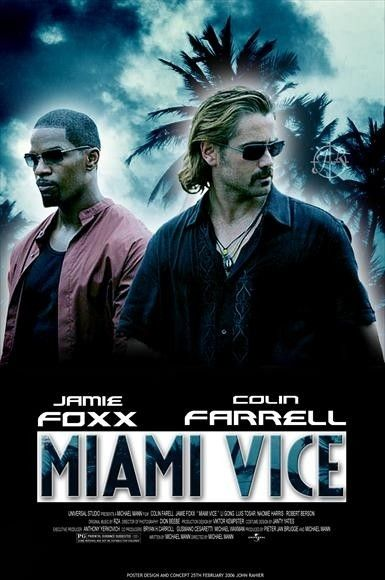Miami Vice 2006 Colin Farrell Filmy Action