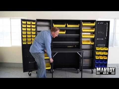 the metal workbox the original scrapbox diy and crafts. Black Bedroom Furniture Sets. Home Design Ideas