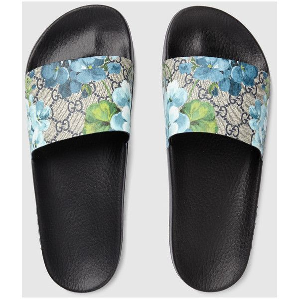 Gucci Gg Blooms Sandal Gucci Men Shoes Sneakers Fashion Fashion Slippers