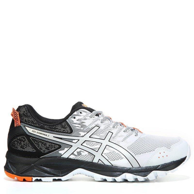 ASICS - Chaussures de/ course sur sentier orange) Gel Sonoma course 3 pour homme (blanc/ noir/ orange) a9c5fb5 - caillouoyunlari.info