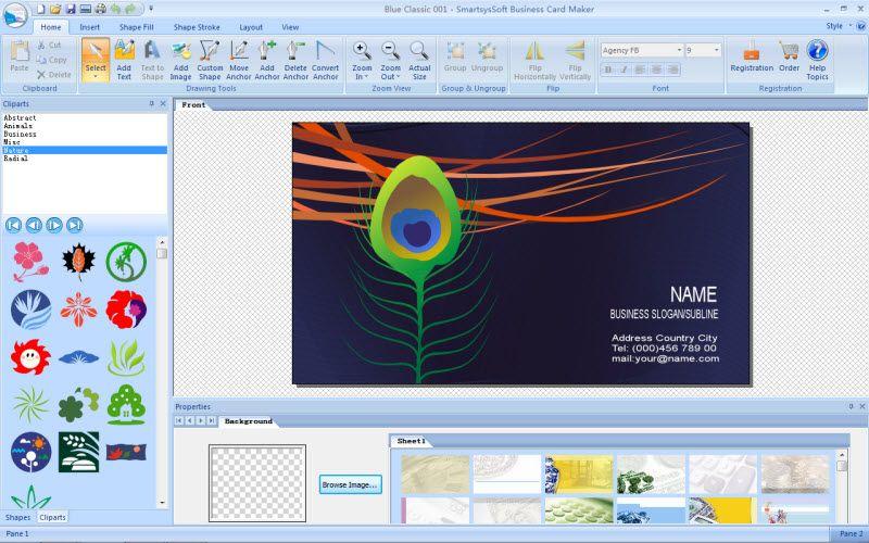 d9d7488f48ad9 Programa para hacer tarjetas de presentacion gratis - Imagui ...