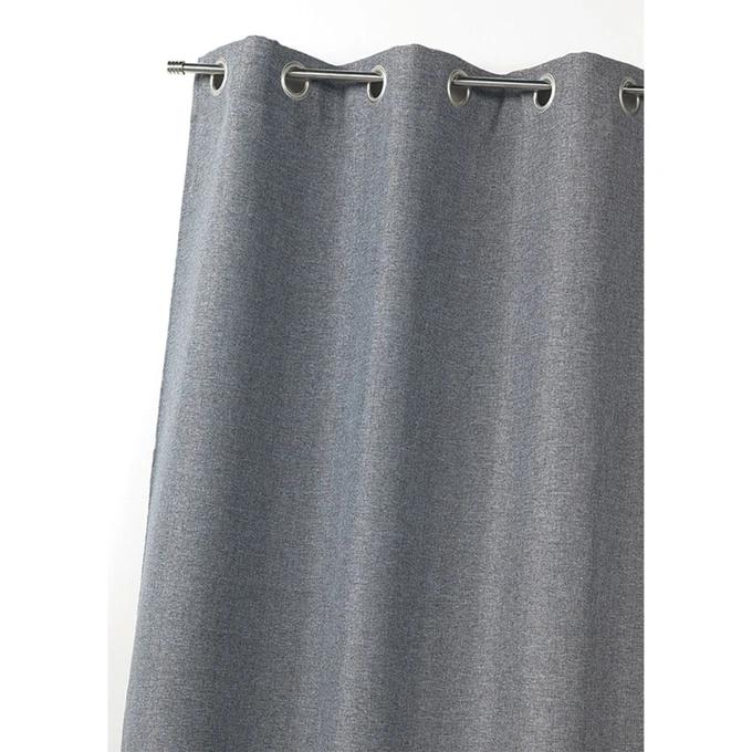 Rideau En Toile Effet Lin Isolant Thermique Taille
