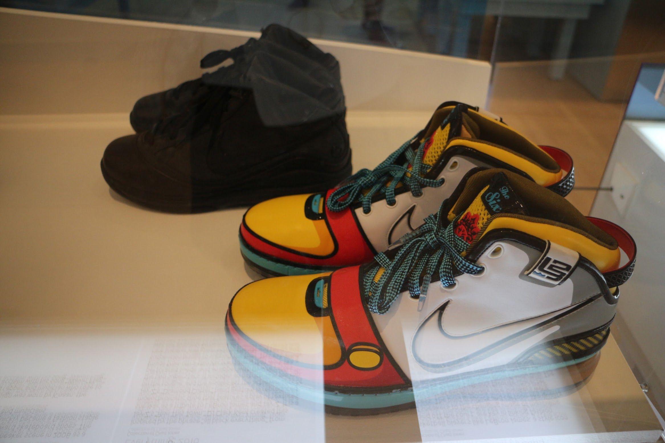 e3351bd3d04bc Nike Stewie Griffin LeBron VI