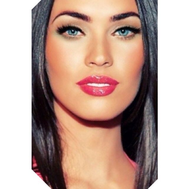 Best brows on Megan Fox hands down
