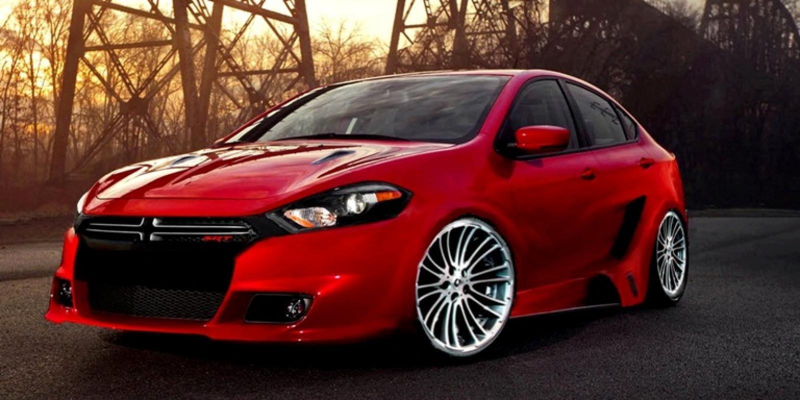 2016 Dodge Dart Srt