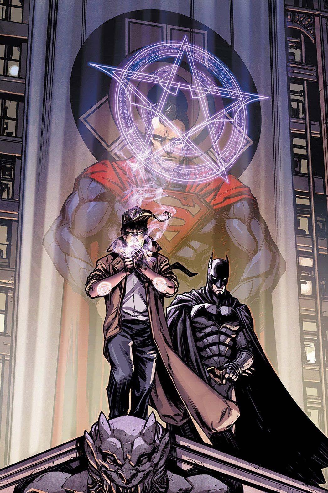 Dc S Injustice Gods Among Us Comic Gets Renewed For Third Year Dc Comics Art Midtown Comics Batman Comics