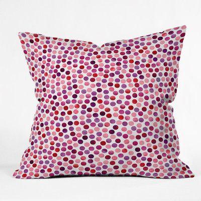 DENY Designs Garima Dhawan Dots Throw Pillow