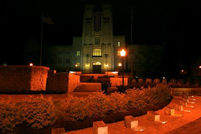 We will never forget. We are Virginia Tech