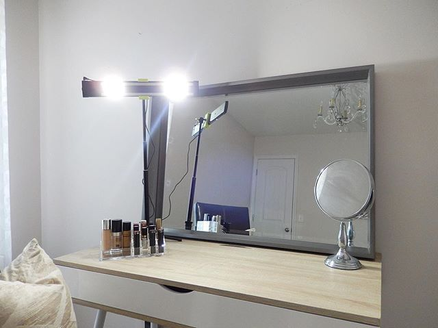 Websta Luxmakeuplight Did You Know Our Magnetic Led Light Modules Last 35 000 Hours A Normal Lightbulb Lasts About 1 0 Vanity Goal Led Lights Light Bulb