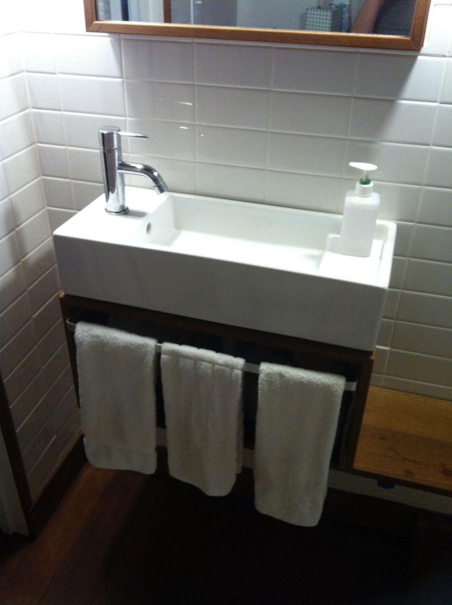 Pin By Sherrell T Martin On Tiny Bath Ikea Bathroom Sinks