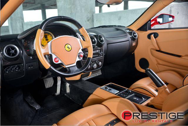 Ferrari 458 Italia Spider Tan And Black Interior Ferrari 458