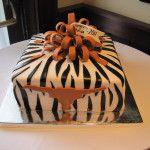 University of Texas graduation cake.