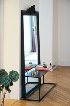 Comment Placer Un Miroir Salon Studio Goods Pinterest Miroir