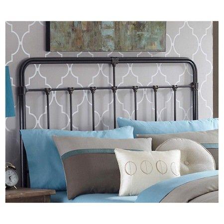 Fairfield Headboard Dark Roast Full Fashion Bed Group