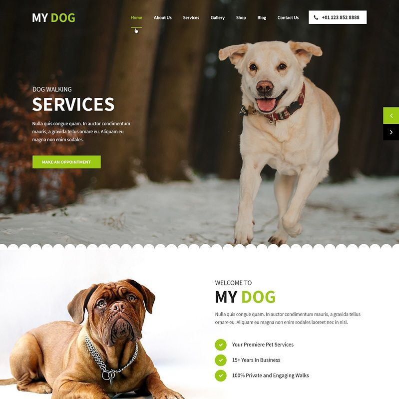 Petshop Wordpress Theme For Online Shopping For Pet Food Accessories In 2020 Pet Businesses Dog Walking Services Dog Shop