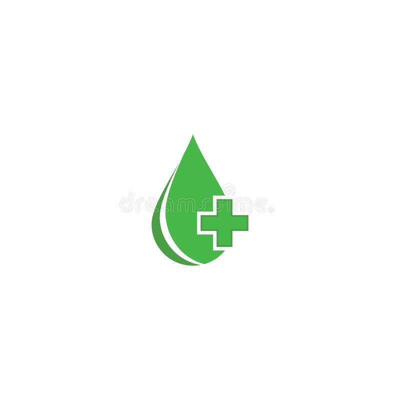 Cross Medical Logo Template Vector Symbol Nature Royalty Free Illustration Medical Logo Medical Logo Design Logo Templates