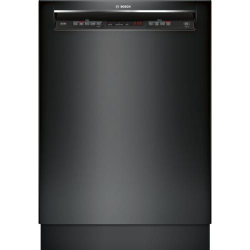 Bosch Shem63w56n 300 Series 24 Built In Full Console Dishwasher