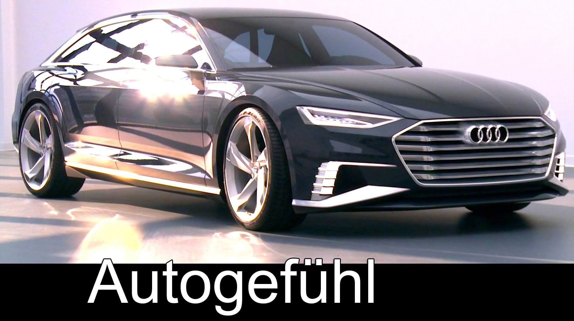 2021 Audi A9 Concept Release