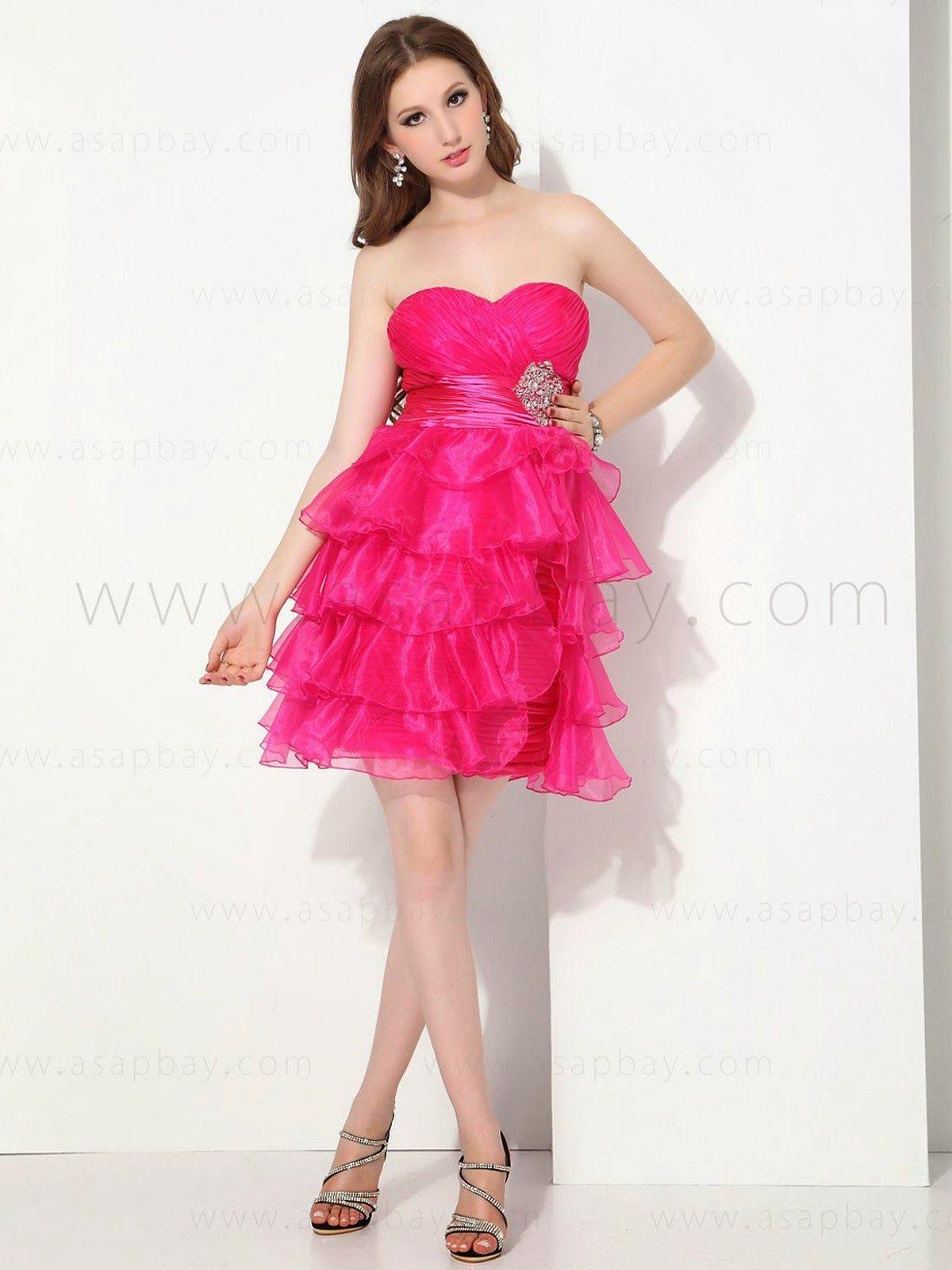 Maravillosos vestidos de graduación | Tendencias | Vestidos de ...