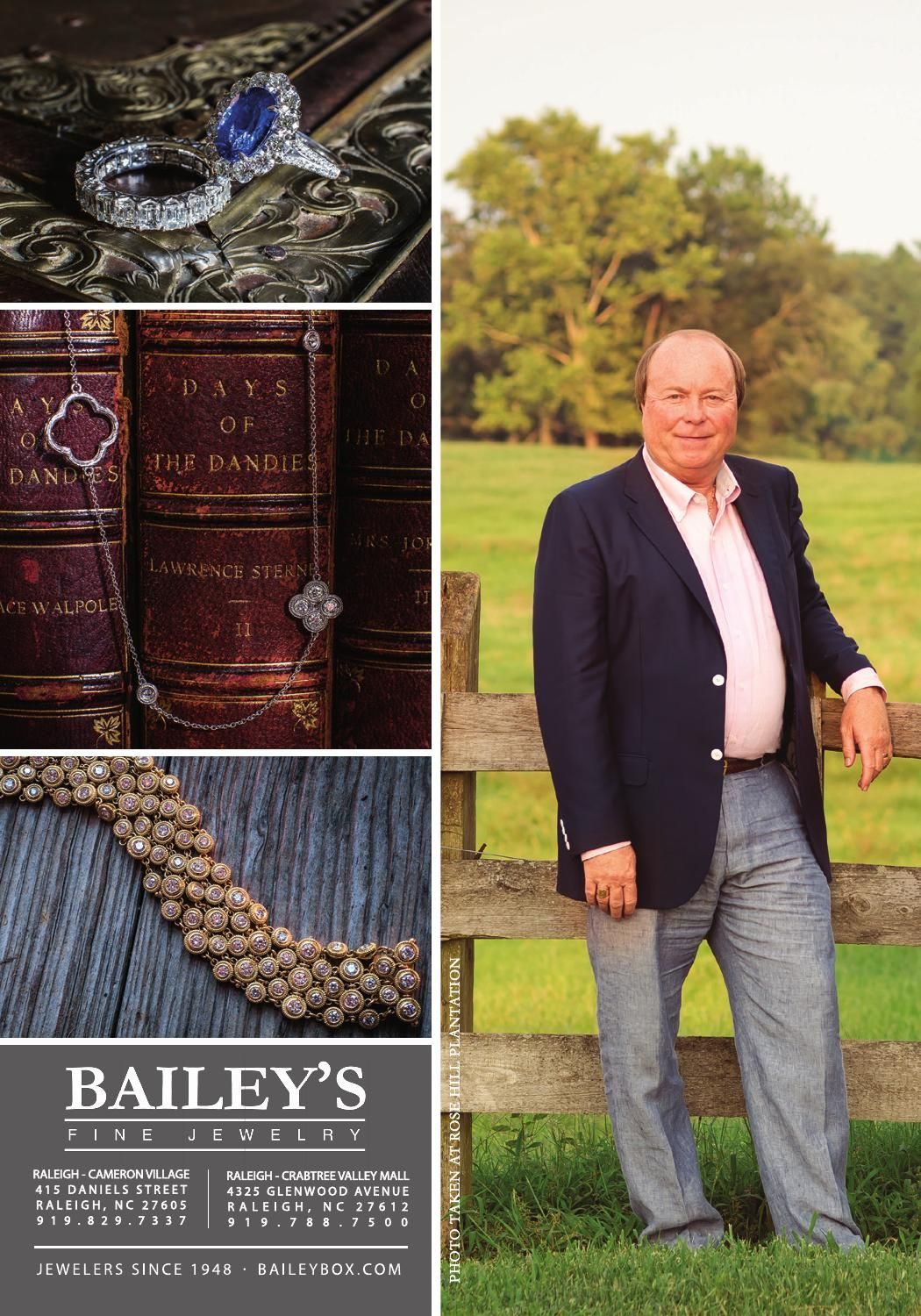 28++ Baileys jewelry crabtree valley mall viral