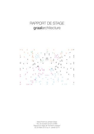 Rapport De Stage   Design Inspiration