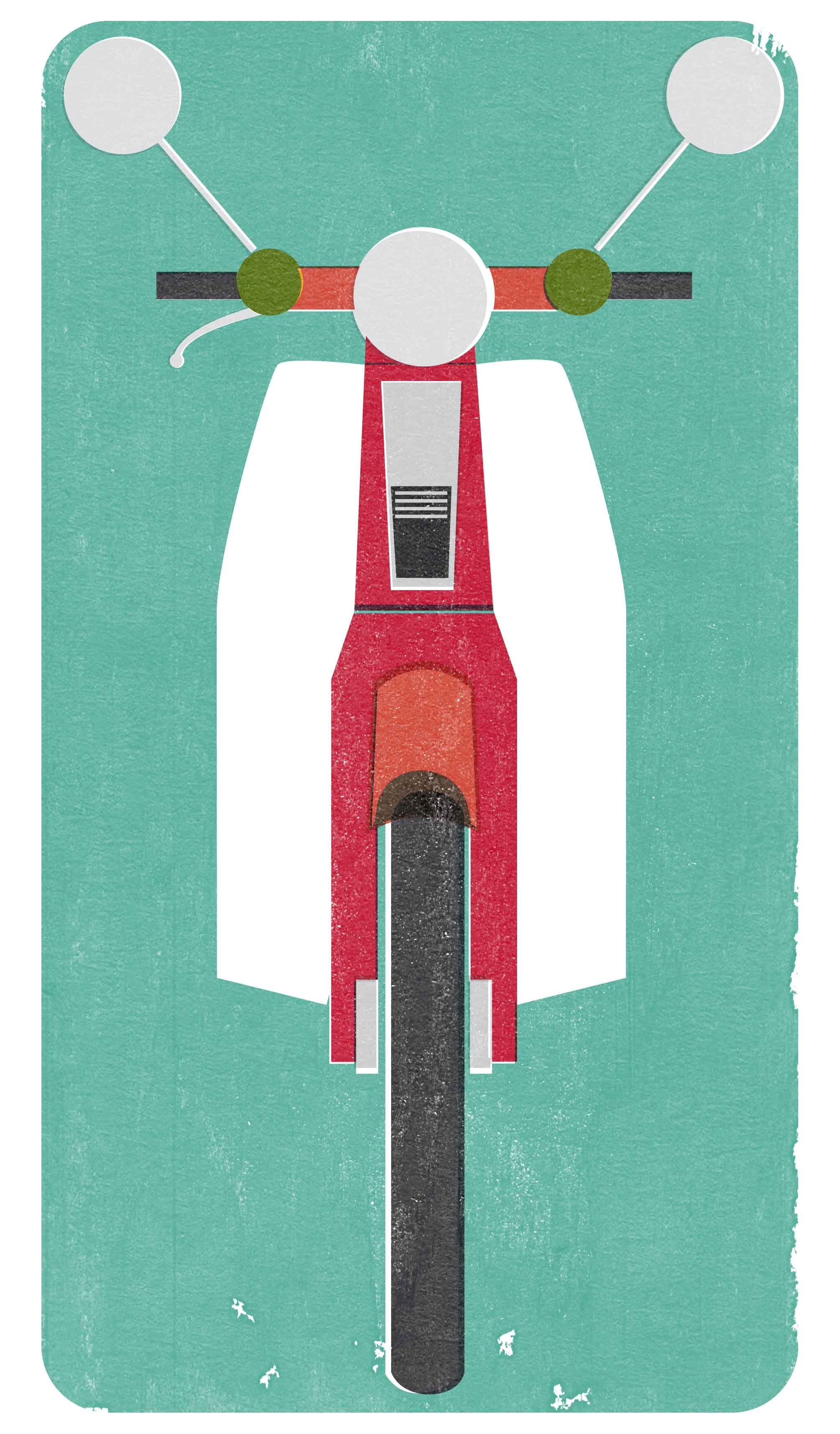 honda super cub. econo power. by DQ Wish I could find where to ...