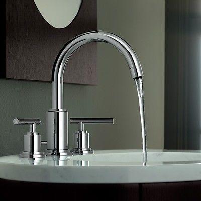 JADO NEW HAVEN CHROME BATHROOM SINK FAUCET | kids bath | Pinterest ...