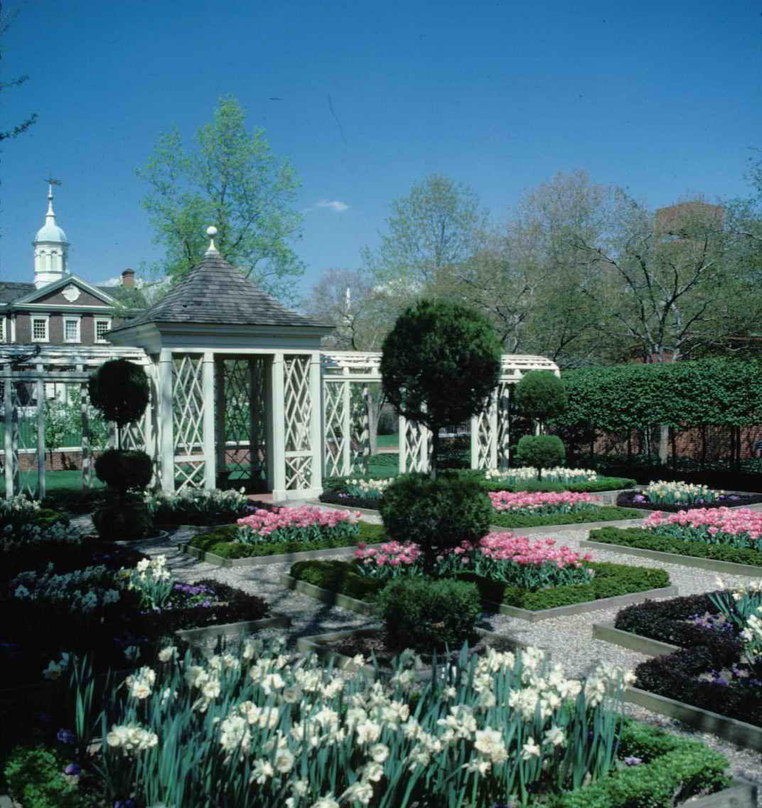 18th Century Garden Garden history, Garden, 18th century