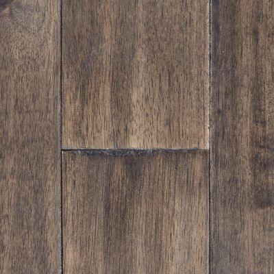 Hevea Sephora Gray Solid Hardwood 34in X 4 34in Floor And