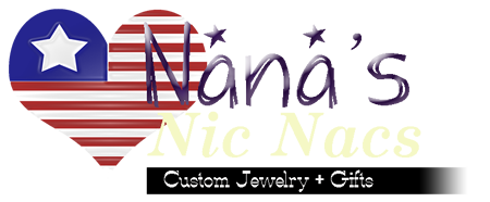 Ammo Jewelry and Accessories - Nana's Nic Nacs - Custom Jewelry & Gifts
