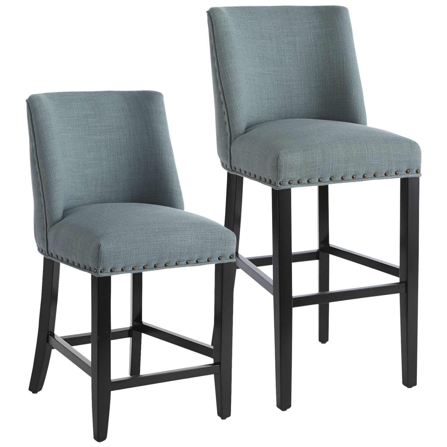 Corinne Cornflower Counter Amp Bar Stool Chairs Gt Bar