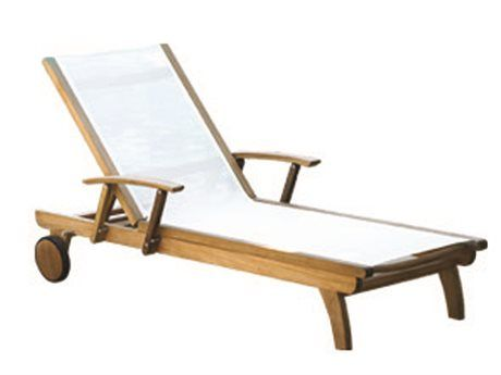 Awesome Three Birds Casual Riviera Teak Lounger Pool Area Home Interior And Landscaping Ponolsignezvosmurscom