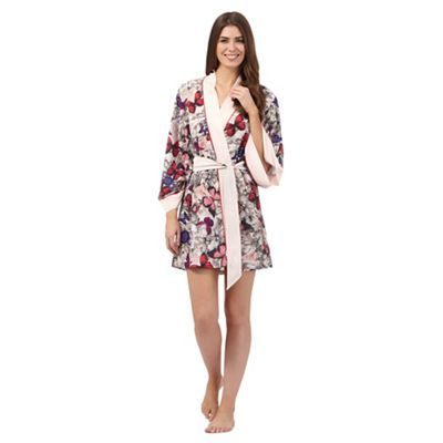 This Stunning Dressing Gown From The B By Ted Baker Range Will Make