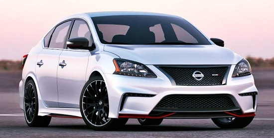 2021 Nissan Sentra Nismo Rumors, Redesign Nissan sentra